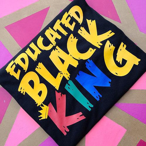 Educated Black King