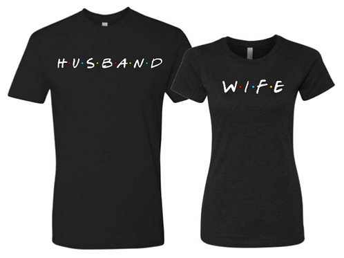 Husband & Wife (Friends theme)