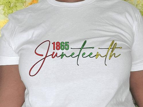 1865 Juneteenth