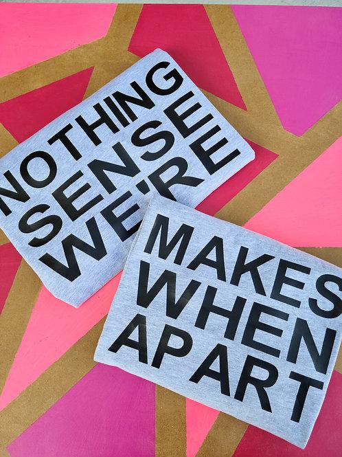 Nothing...Apart
