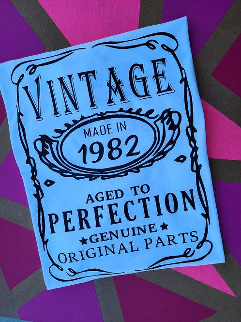Birthday-Vintage