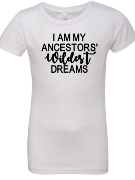 Ancestors' Wildest Dream