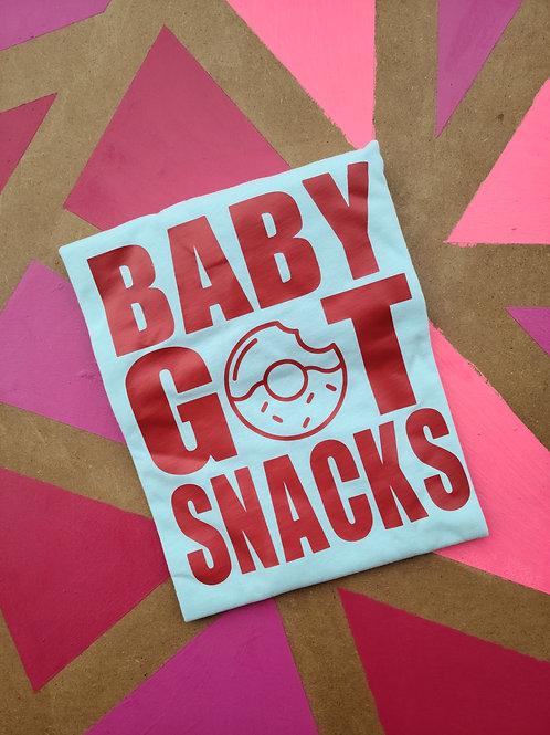Baby Got Snacks