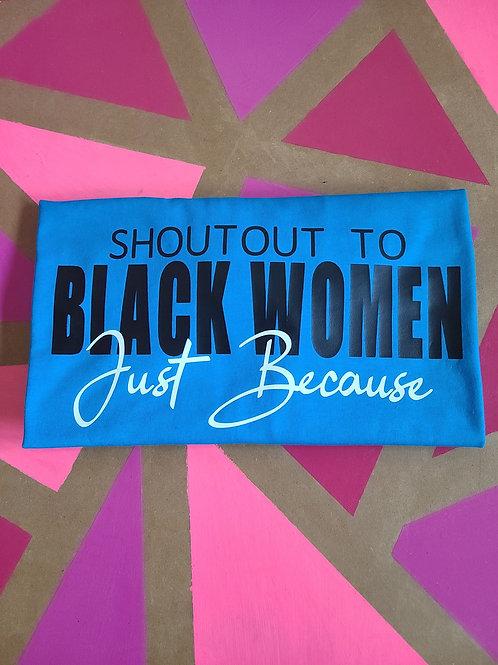 Shoutout To...