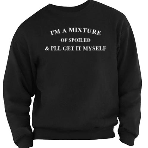 I'm A Mixture...