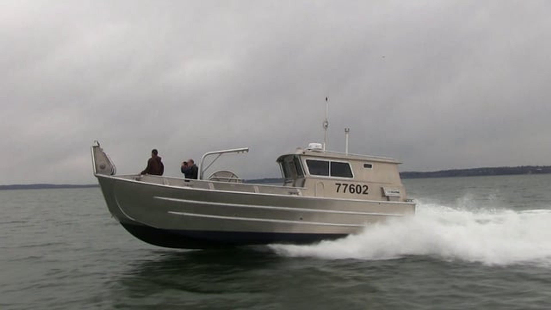 Crown Royal Fishing Boat