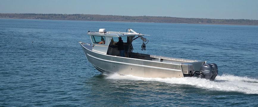 Puget Sound Crabber