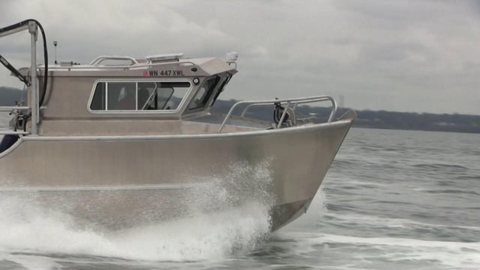 Lummi Patrol Boat