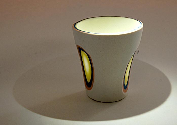 Porcelaine colorée
