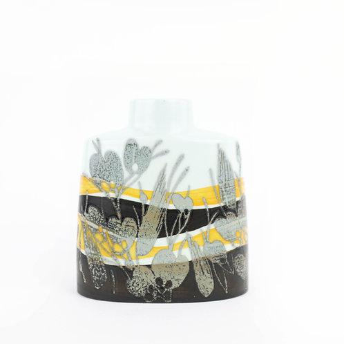 Small Pillow vase by Ivan Weiss - Aluminia/Royal Copenhagen