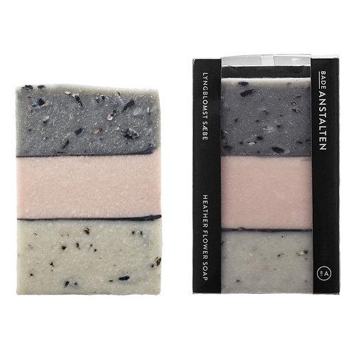 Heather Flower Soap - Badeanstalten - Handmade in Denmark