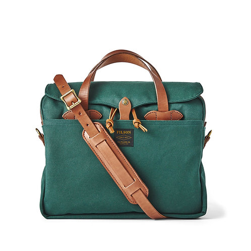 Filson Original Briefcase | Hemlock