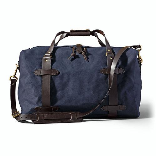 Filson   Medium Rugged Twill Duffle Bag   Navy