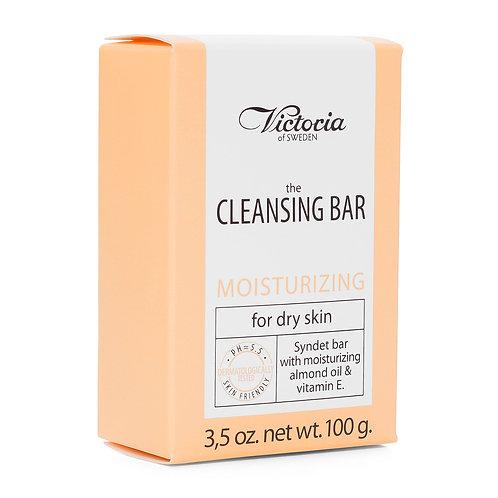 Almond oil & vitamin E Soap for dry skin from Sweden
