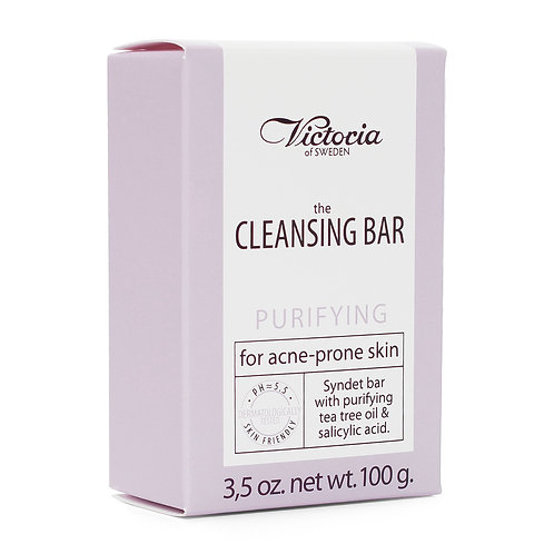 Purifying Soap from Sweden