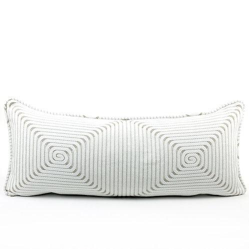 Long Pierre Frey Cordage Cushion | 35cmx83cm