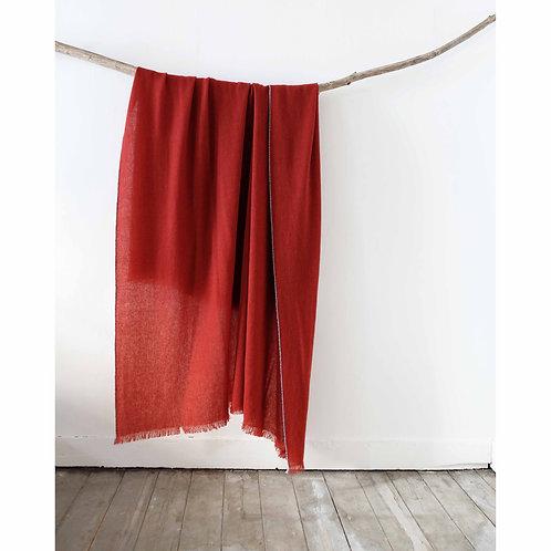 Handwoven 100% Cashmere - Teixidors Blanket