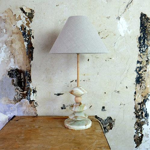 Redesigned Alabaster Lamp