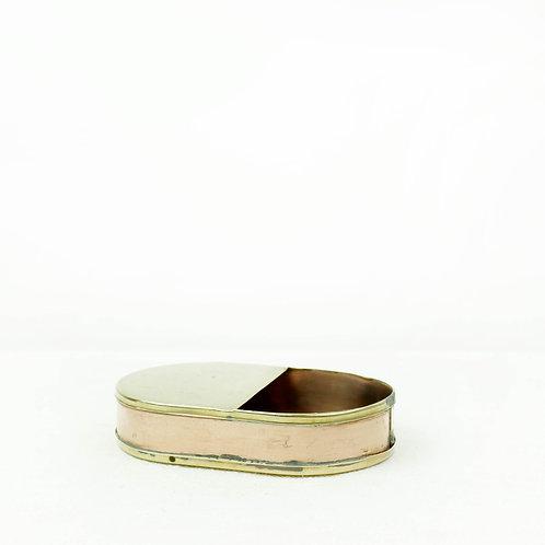Brass and Copper Case