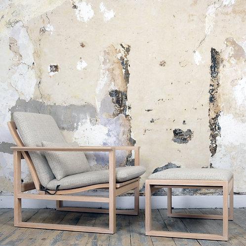 Børge Mogensen Sleigh Chair (2256)