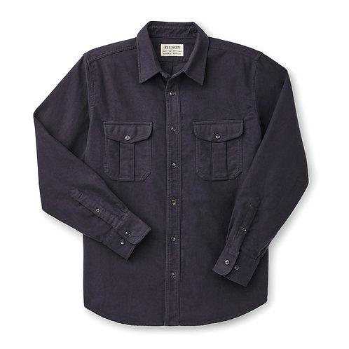 Filson | Moleskin Seattle Shirt | Navy