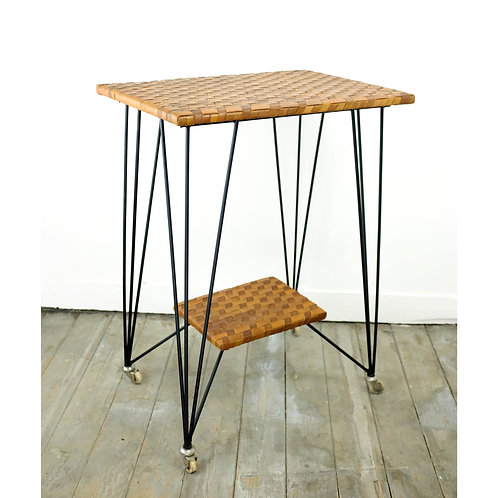 Slender Industrial Table