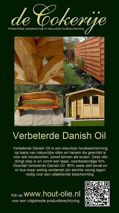 Improved Danish Oil - de Cokerije 1L