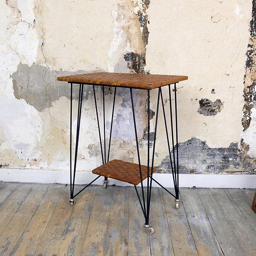 Slender Industrial Table