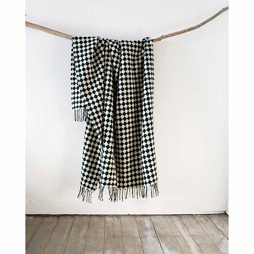 Azulejo Wool Blanket