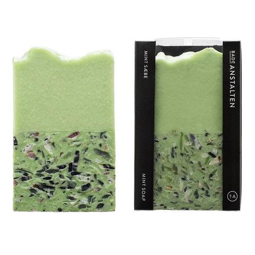 Handmade Mint Soap - Badeanstalten