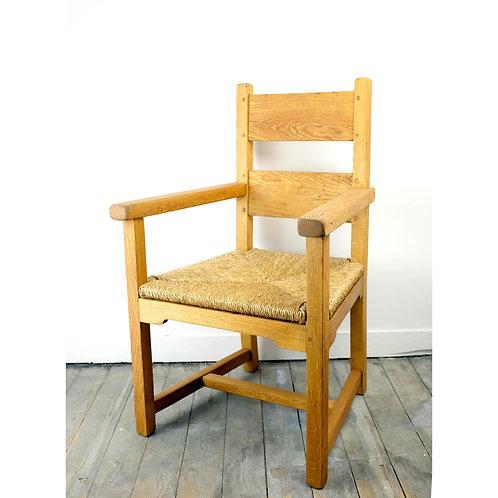 Large farmers chair