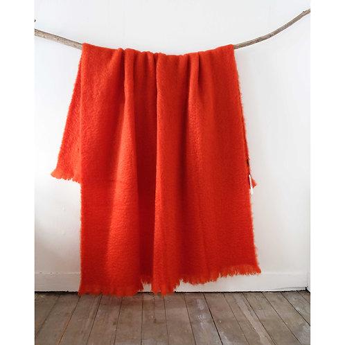 Mohair // Wool Blanket