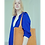 Thumbnail: Handmade Leather Tote By Marlies Davans