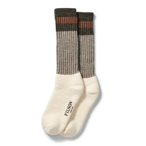 Filson - 1970's Logger Thermal Socks   Size 39-41