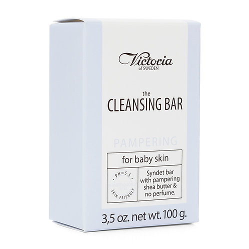Pampering Soap for baby skin from Sweden