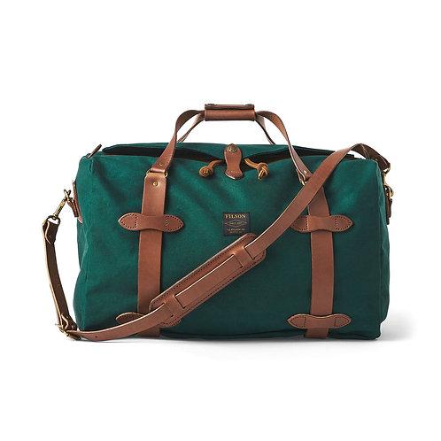 Filson | Medium Rugged Twill Duffle Bag | Hem Lock