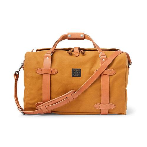 Filson | Medium Rugged Twill Duffle Bag | Chessie Tan