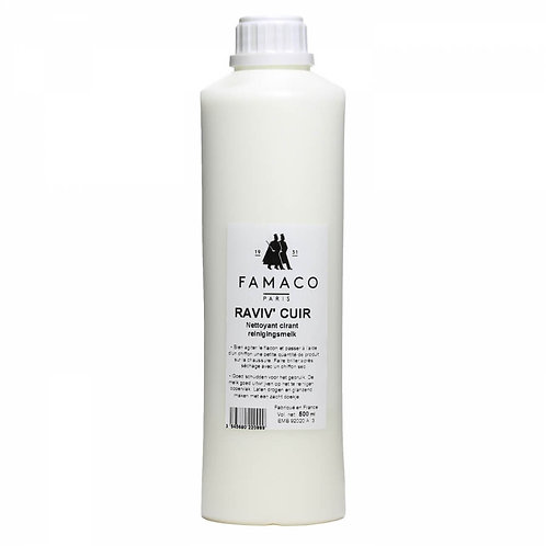 FAMACO Cleansing Milk for Smooth Leather - 0.5L