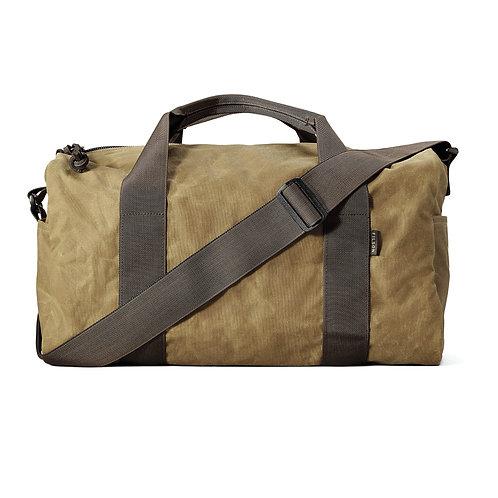Filson | Small Tin Cloth Field Duffel Bag | Tan