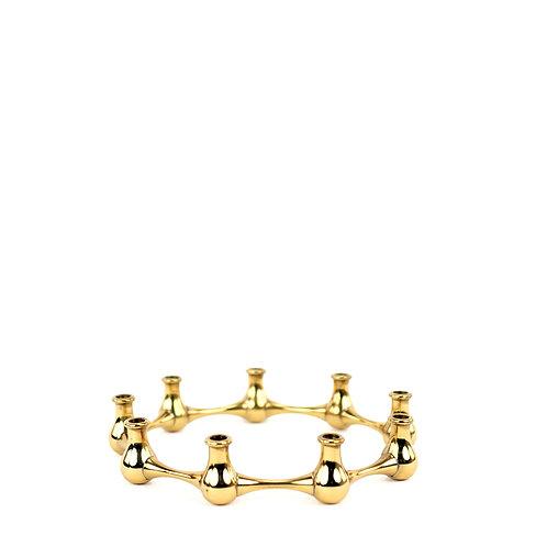 Brass Jens Quistgaard Candleholder