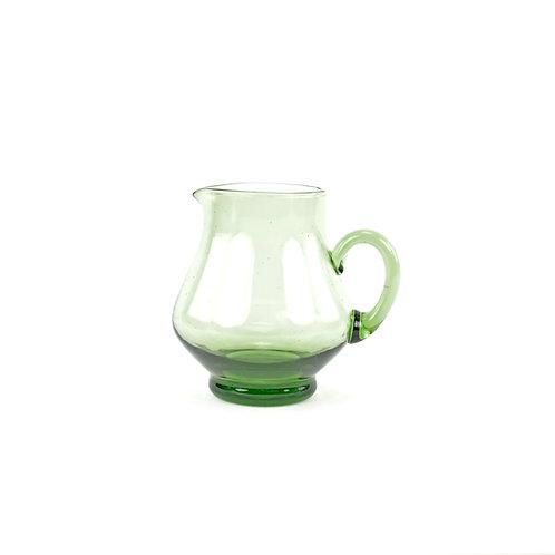 Small Vintage Glass Jug