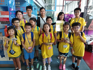 參觀香港賽馬會藥物資訊天地