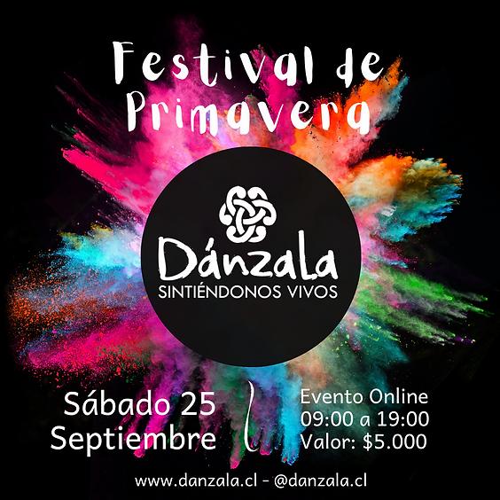 "Festival de Primavera ""Dánzala"""