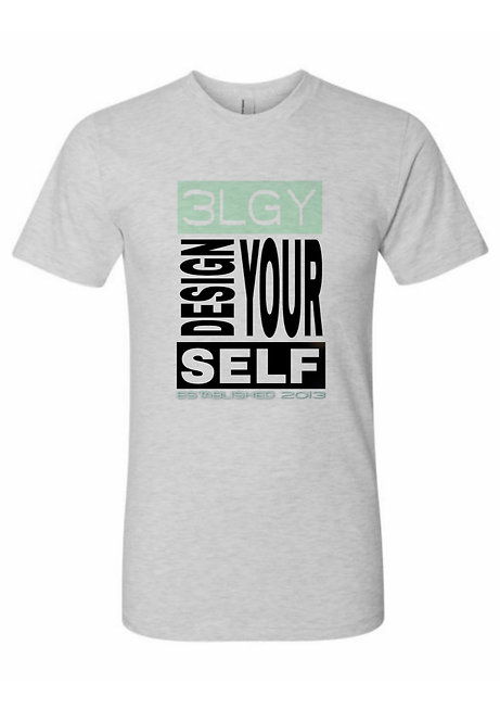 3LGY Design Yourself Tee
