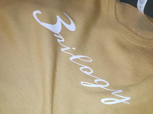 3rilogy Fleece Drop Shoulder Sweatshirt