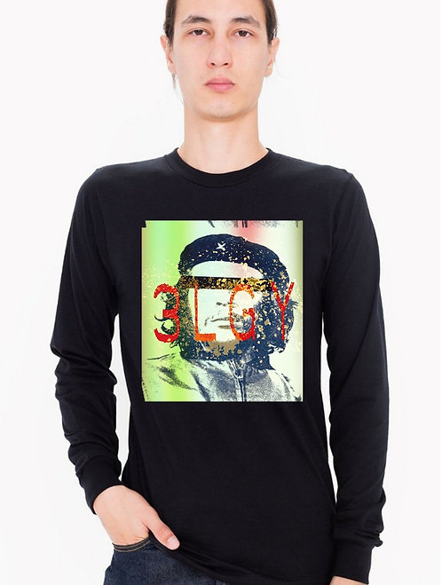 3LGY Iconic Guevara Long Sleeve Tee