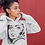 Thumbnail: 3LGY Lady Face Hoodie