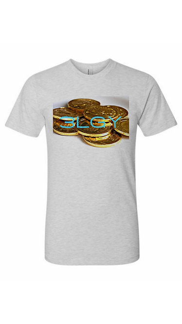 3LGY Gold Coins Tee