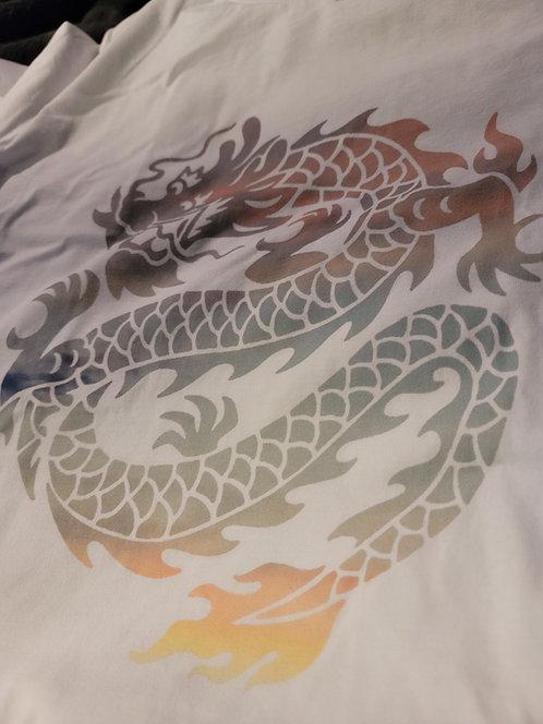 3rilogy Dragon Graphic Tee