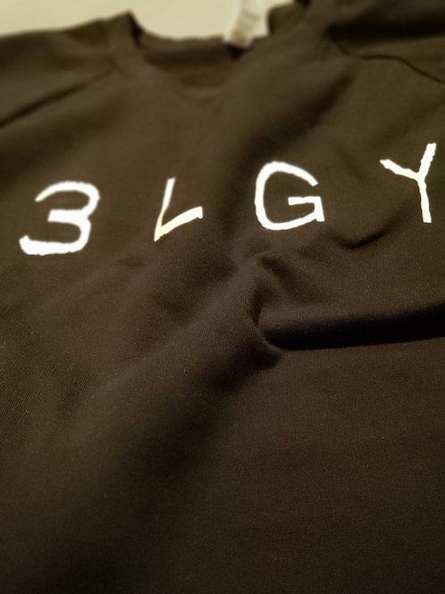 3LGY Raglan Fleece Sweatshirt